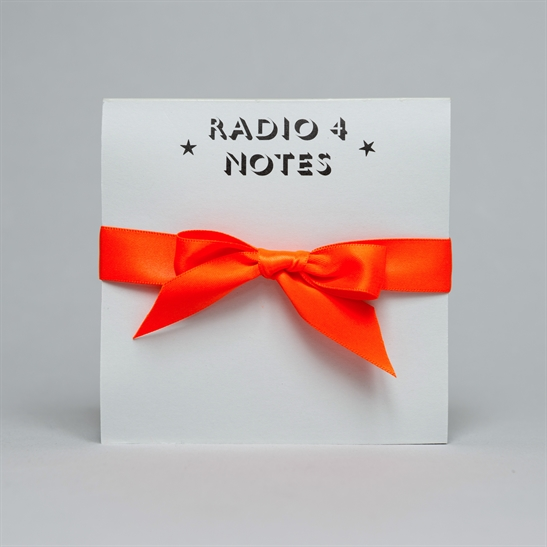 RADIO 4 note blocks