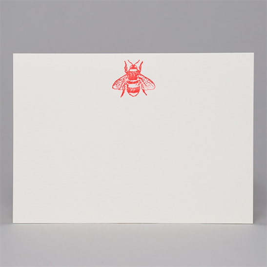 Bee Notecards